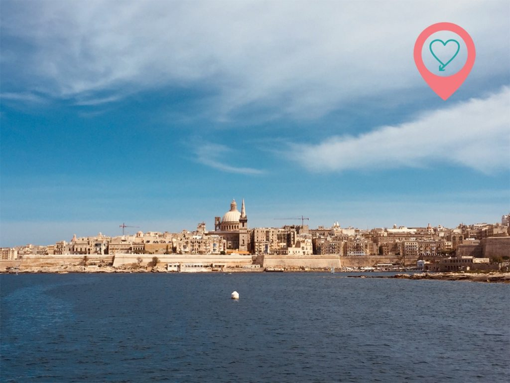 Voyage surprise à Malte…